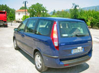 Sorrento to Naples Airport Private Departure Transfer
