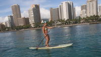 Oahu Stand Up Paddleboarding Lessons - Group Lesson - Right Outside Waikiki