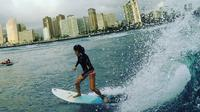 Oahu Surf Lessons One on One with a Pro Surf Coach