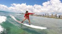 Oahu Surf Lessons with a Private Instructor from Waikiki