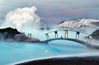 Blue Lagoon Spa Transfer from Keflavik Airport