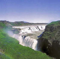 Reykjavik Sightseeing including Gullfoss and Geysir Express Tour