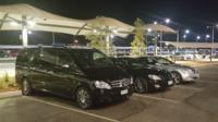 Perth Departure Transfer by Private Chauffeur: Perth City Center to Airport, Perth Car Hire & Campervan Hire
