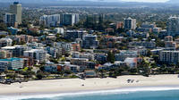 Sunshine Coast and Caloundra Beaches Helicopter Flight