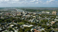 Fort Pulaski and Downtown Savannah Helicopter Tour
