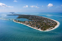 Helicopter Flight Over Pigeon Key with Optional Sombrero Lighthouse Tour Photo