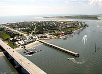Picture of St. Augustine and Porpoise Point Helicopter Tour