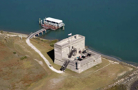 Picture of St. Augustine, Fort Matanzas and Downtown Helicopter Tour