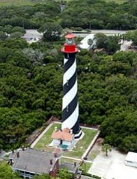 St. Augustine, Porpoise Point and Old Downtown Helicopter Tour