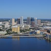 Tampa Bay Downtown and Manatee River Helicopter Tour