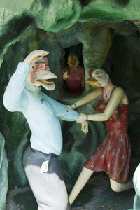 Explore Chinese Mythology: Haw Par Villa Walking Tour