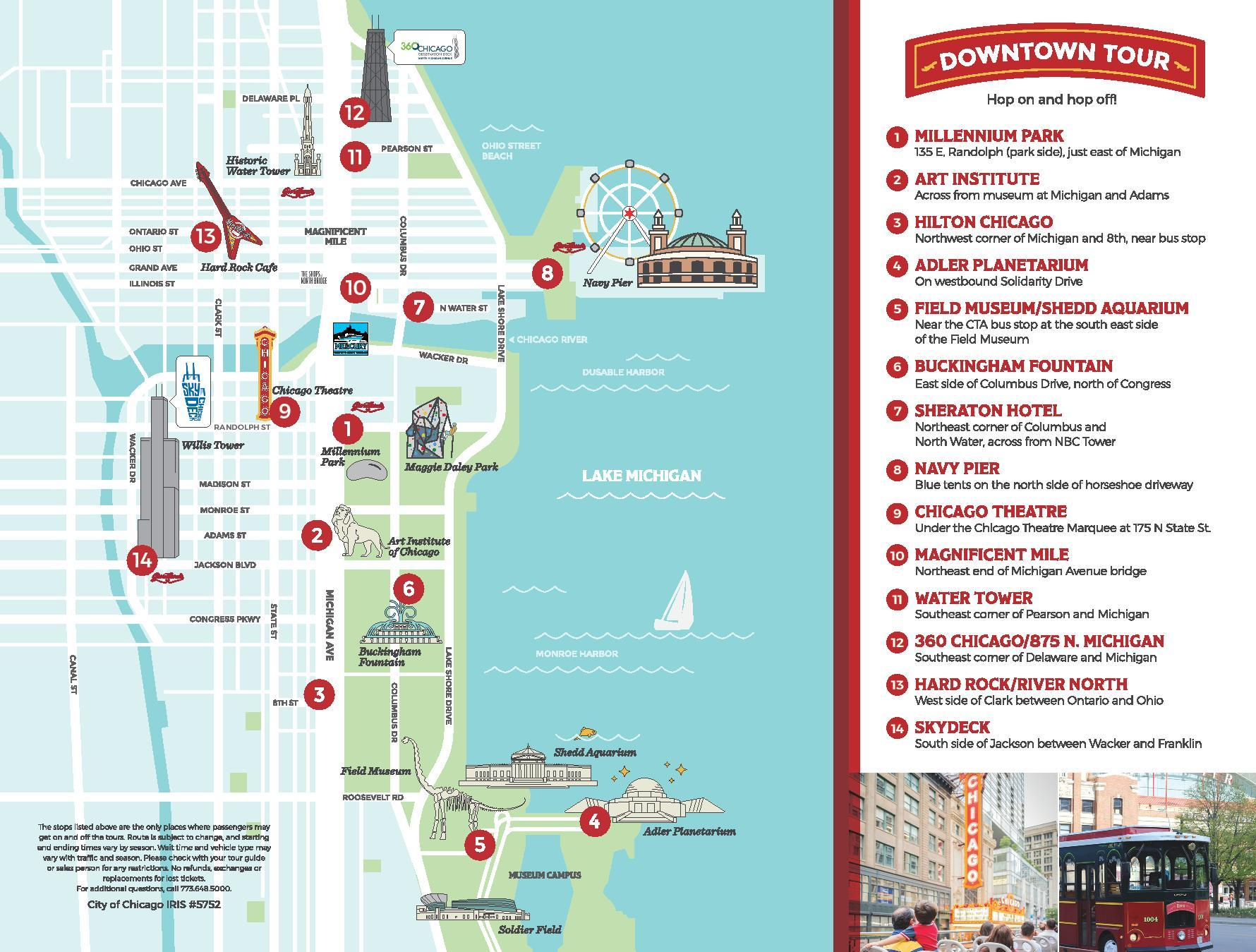 Hop On Hop Off Chicago Map.City Lit Books Lonely Planet