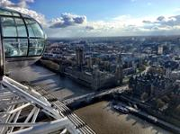 London Eye: Romantic Private Capsule for Two with Champagne