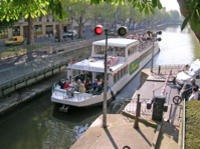 Seine River Cruise and Paris Canals Tour