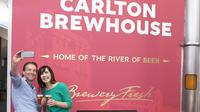 Carlton Brewhouse Brewery Tour with Beer Tasting image 1