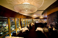 Sydney Tower-Restaurantbüfett