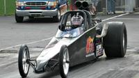Dragster Drive Experience At National Trail Raceway