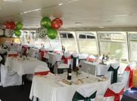 Christmas cruise on the Yarra