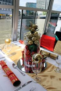 Melbourne Christmas Lunch Cruise on the Yarra River