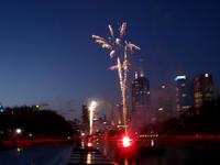 New Years Party Cruise on the Yarra
