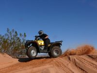 ATV Off-Road Desert Adventure