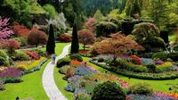 Seaplane Flight to Victoria with Ground Transport and Butchart Gardens Admission