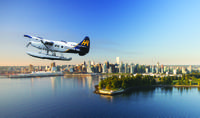 Victoria by Seaplane and Ferry from Vancouver