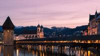 Half-Day Lucerne Guided Tour from Basel with Hotel Pick-up and Drop-off