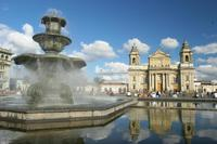 Guatemala City and Antigua Full Day Sightseeing Tour