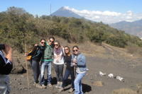 Pacaya Volcano Tour and Hot Springs with Lunch from Antigua