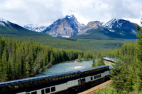 5-Tage Rail Tour of the Canadian Rockies: Vancouver to Jasper, Banff, Lake Louise and Kamloops