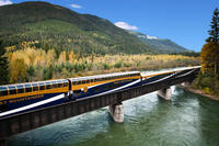 5-Day Rail Tour of the Canadian Rockies: Vancouver to Jasper, Banff, Lake Louise and Kamloops Aboard the 'Rocky Mountaineer'