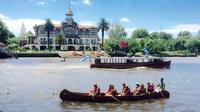 Tigre Delta Bike and Canoe Adventure from Buenos Aires image 1