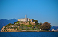 Alcatraz and Fisherman's Wharf Wax Museum with Optional Aquarium of the Bay Ticket