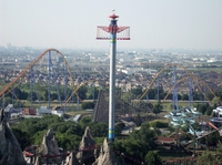 Canada's Wonderland Day Pass with Transportation