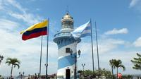 Guayaquil City Tour Including the Light House of Cerro Santa Ana image 1