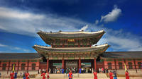 Full-Day Cultural Tour of Seoul Including Gimbap-Making Experience