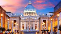 Half-Day Tour of St. Peters Basilica, the Pantheon, and Campo de' Fiori i