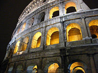 Rome by Night...