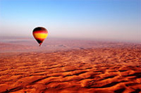 Dubai Hot Air Balloon Flight, Dubai, UAE