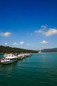 Private Tour: Sun Moon Lake Day Trip with Cruise and Bullet Train from Taipei