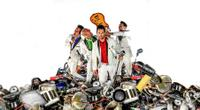 Recycled Percussion au Planet Hollywood Resort and Casino - Las Vegas -