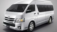 Private Arrival Transfer: Bangkok Airports to Hotel by Minivan Private Car Transfers