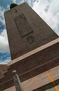 Private Tour: Middle of the World Monument from Quito