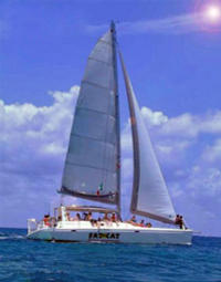 Riviera Maya Catamaran Adventure