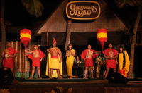 Germaine's Luau on Oahu