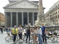 Rome Bike and Food Tour
