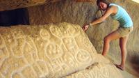 Palma Sola Petroglyphs Archaeological Zone and Municipal Market Tour