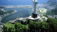 Private Tour: Christ the Redemeer, Corcovado Mountain with Beaches image 1