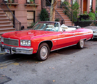 New York City Tour by Classic Car Picture